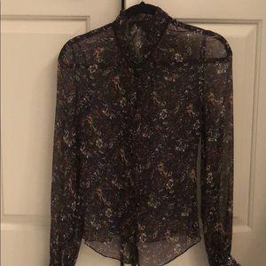 Elie Tahiti blouse